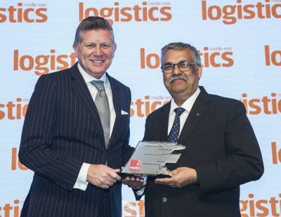 Al-Futtaim win Automotive trophy at Logistics ME Awards