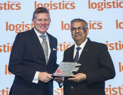 Al-Futtaim win Automotive trophy at Logistics ME Awards