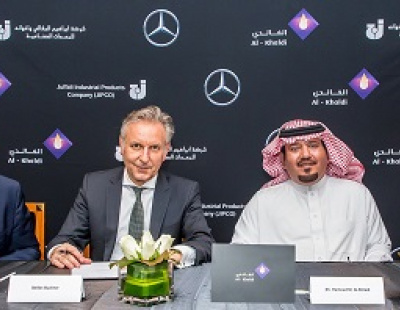 Daimler secures massive truck order in MENA