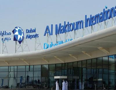 Trebling Dubai's cargo-handling capacity