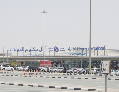 Construction work on Al Maktoum Airport reportedly suspended