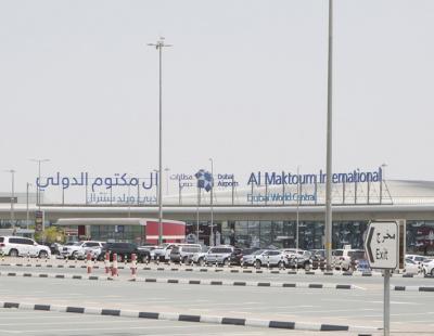 Construction work on Al Maktoum Airport reportedly suspended