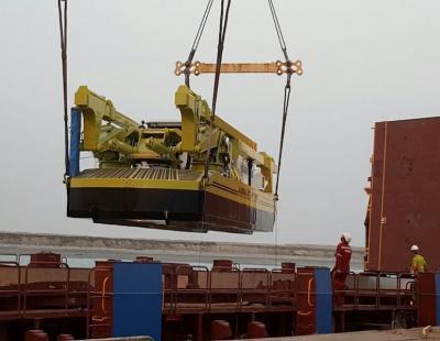 Al Nahrain completes major Umm Qasr cargo project