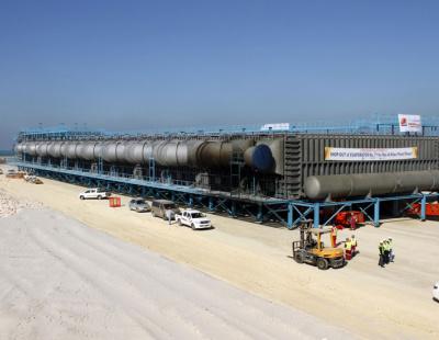 Almajdouie breaks record book with heaviest load ever