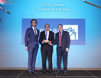 Almajdouie Logistics wins GCC's 'Supplier of the Year'