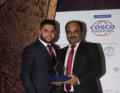 BKT wins Port Tyre Manufacturer of the Year in Dubai
