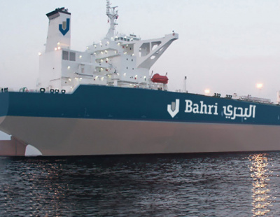 Bahri chemical tanker collides with Taiwanese naval frigate in port