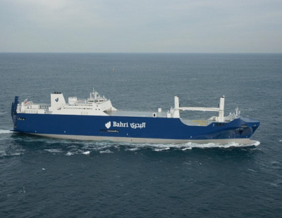 Bahri launches new UK-Gulf ro-con service