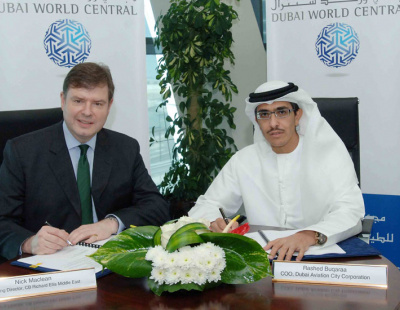 Dubai World Central appoints new leasing agent