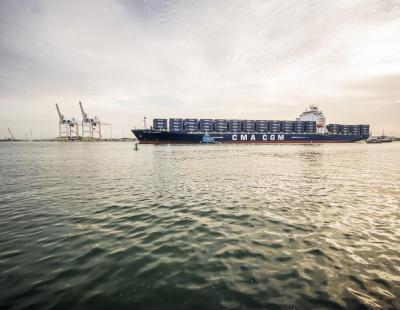 CMA CGM adds Iranian port on Asia-Europe loop