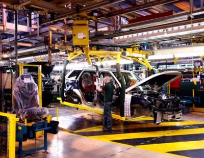 FOCUS: Ford's parts depot logistics