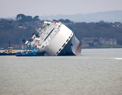 IN PICTURES: 2014 shipping incidents/risks to industry