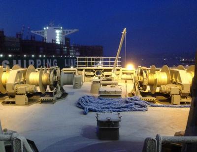 MacGregor to deliver Hatlapa deck machinery to COSCO