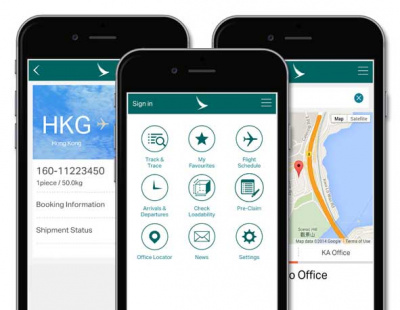 Cathay Pacific launches new app for cargo customers