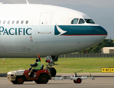 Cathay Pacific suffers plane malfunction in Riyadh