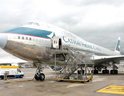 Cargo demand stabilising, claims Cathay chief