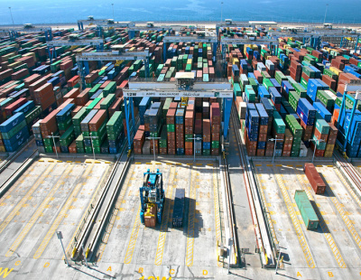 Incorrect container packing causes 65% of cargo damage