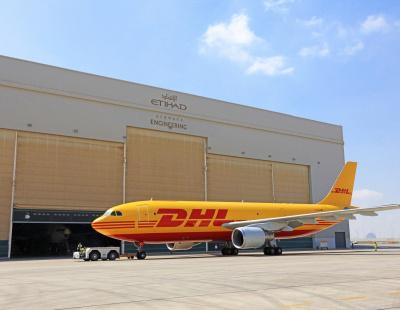 DHL wins major internal logistics contract with Etihad