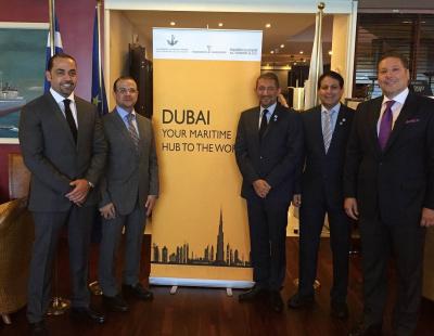 DMCA pushes Greek investment in Dubai maritime sector