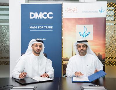 DMCA and DMCC sign MoU to promote Dubai as maritime hub