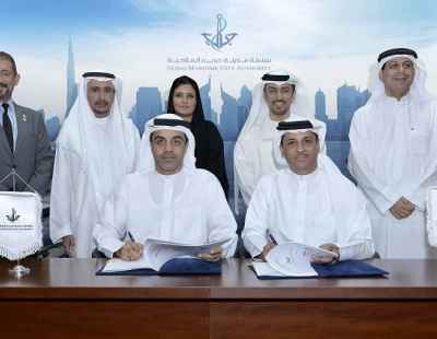 DMCA signs Maritime City agreement with Trakhees