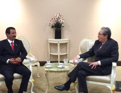 DP World and Thailand discuss UAE investment