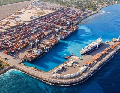 DP World expands Panama container terminal