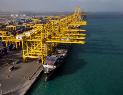 DP World Q1 throughout grows while Jebel Ali slows