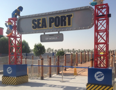 DP World sponsors LEGOLAND seaport in education drive