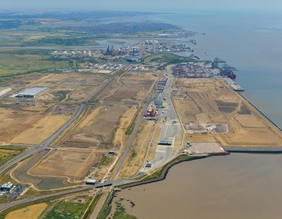 Work starts on massive new warehouse for London Gateway