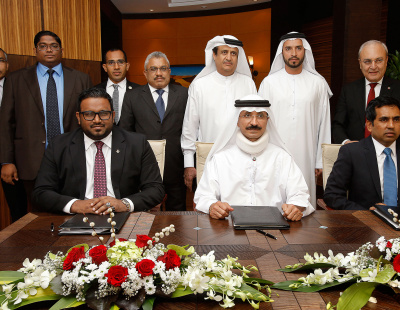DP World signs infrastructure MoU with Maldives