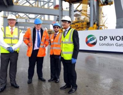 Mayor of London backs DP World London Gateway
