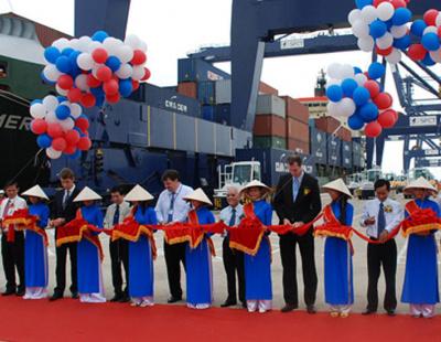 Milestone for DP World operations in Vietnam