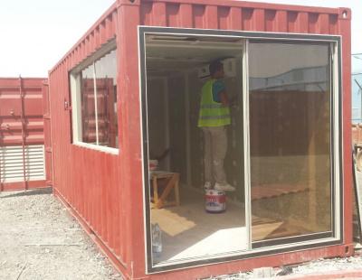 DP World leads container conversion environment scheme