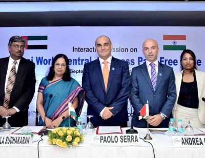 DWC highlights opportunities to Indian businesses