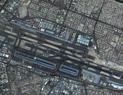 The Big Picture: DXB from space