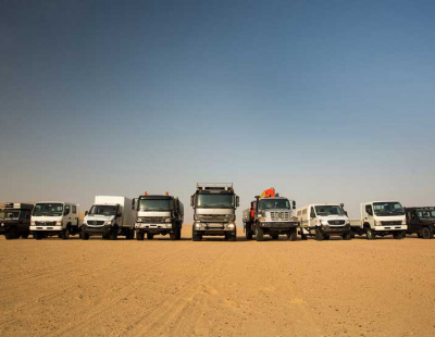 FOCUS: High pent-up demand in Iranian truck market