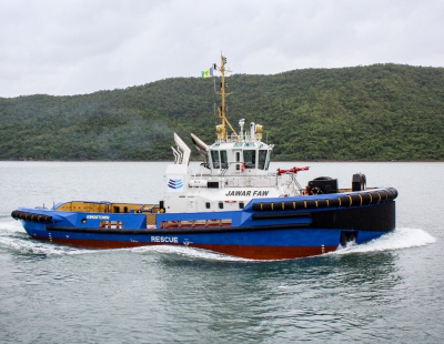 Essential new tug delivered to Iraq's ABOT oil terminal