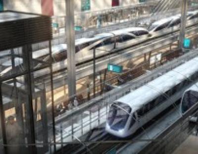 Doha Metro tunneling still on track despite flood