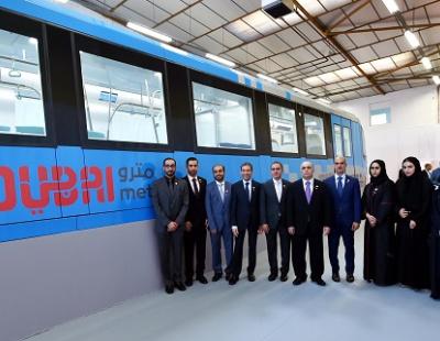 Dubai Metro expansion mock-up revealed ahead of Expo 2020