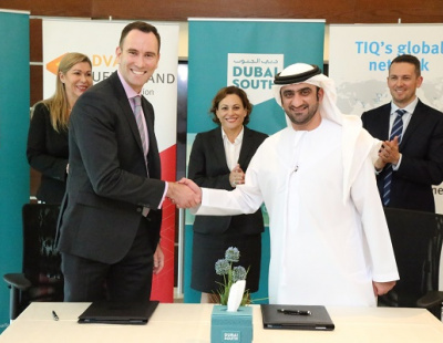 Dubai South to hit the road with its first E-bus