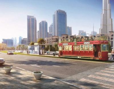 Pedestrians to face $270 Dubai Trolley crossing fine