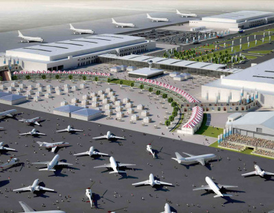 Dubai World Central to host 2013 Airshow