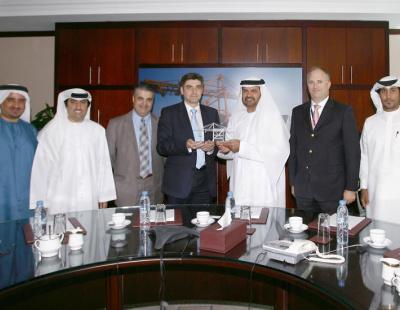 DP World and Dubai Airports hail cargo alliance