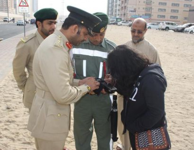 Hefty fines for street racers, loud vehicles in Dubai