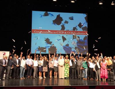 Dubai Trade celebrates graduation of 270 trainees