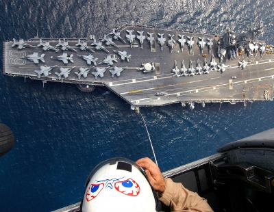 US beefs up naval presence in Arabian Gulf
