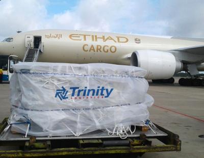 Trinity Logistics signs $20-mil deal with Etihad Cargo