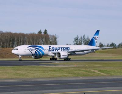 EgyptAir celebrates inaugural flight to Baghdad