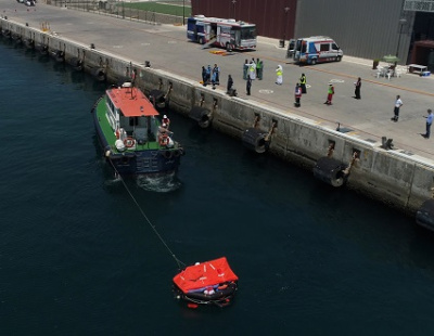 Abu Dhabi Ports simulates major crisis scenario
